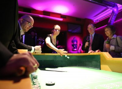 Event-Casino: Craps