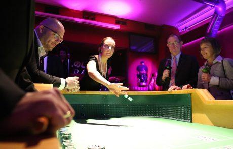 Event-Casino: Craps