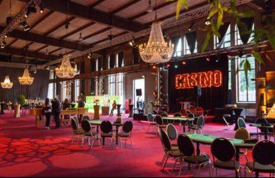 Planung: Event-Casino-Veranstaltung