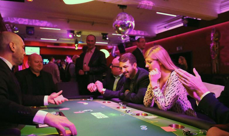 Event-Casino: Poker
