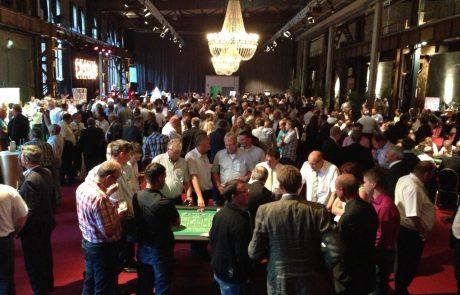 Große Veranstaltung mit mobilem Fun-Casino