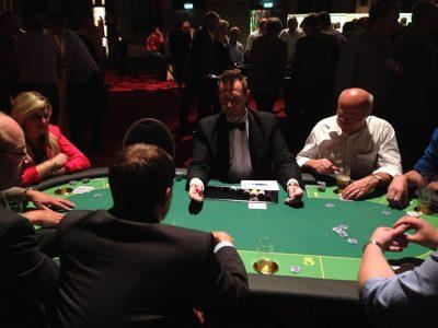 Poker spielen in unserem mobilen Event-Casino