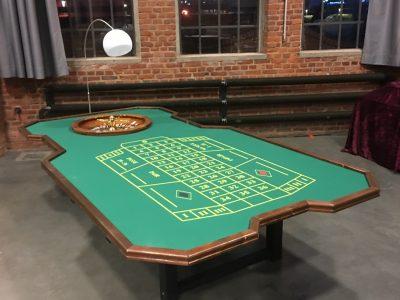 Roulette Tisch mieten für Veranstaltungen