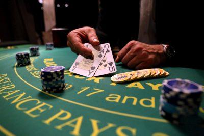 Casino Tisch mieten