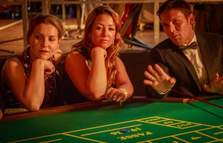 Firmenevent mit Casino