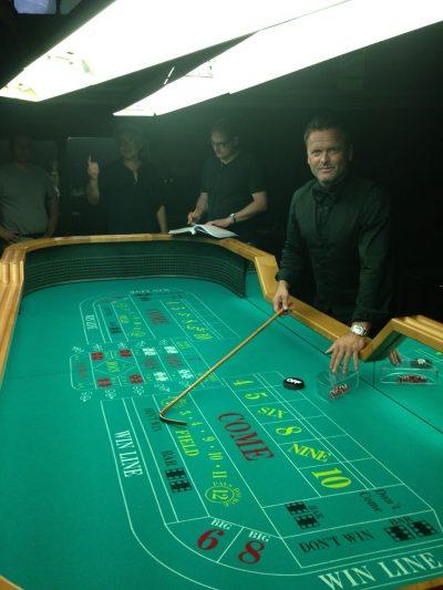 Casino mieten für Veranstaltungen