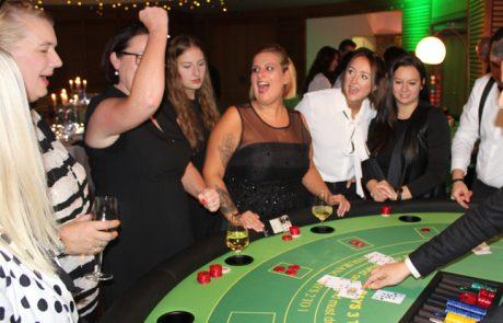 Casino-Spiele als Firmen-Event