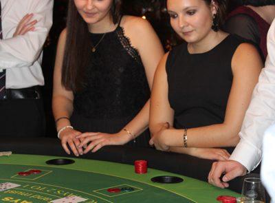 Firmenevent mit echtem Casino-Flair