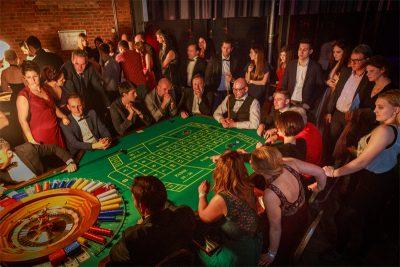 Reiterball Casino-Event