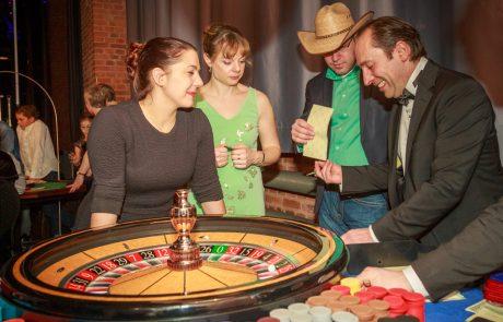 Roulette-Tische miieten für Ihren Casino-Abend
