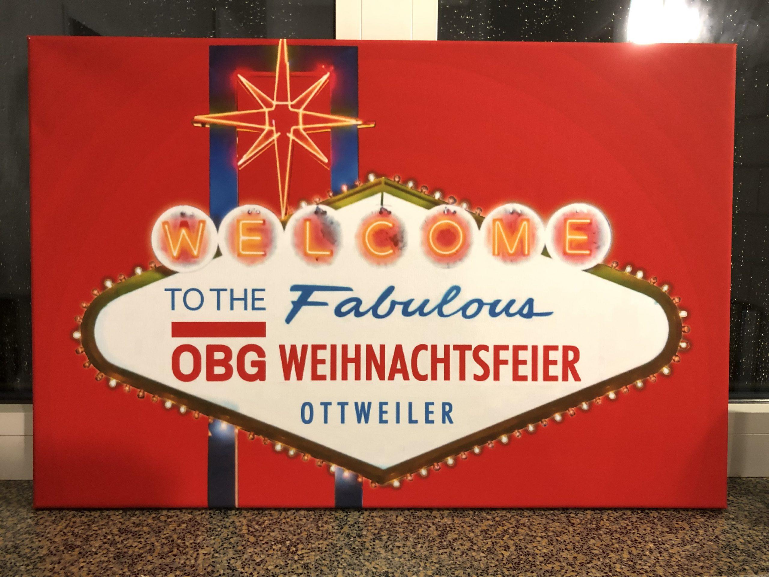 OGB Ottweiler Casino Event Weihnachtsfeier