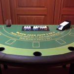 Black Jack Tisch von Empire Event Casino zu vermieten