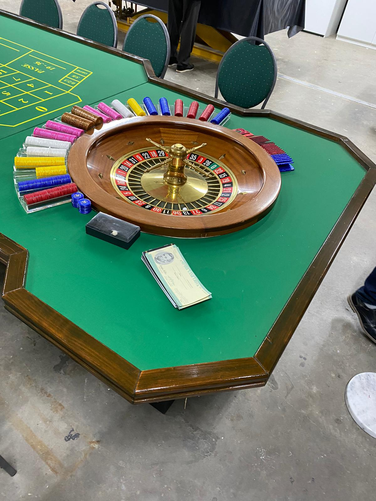 Mobiles Event Casino Saarbrücken
