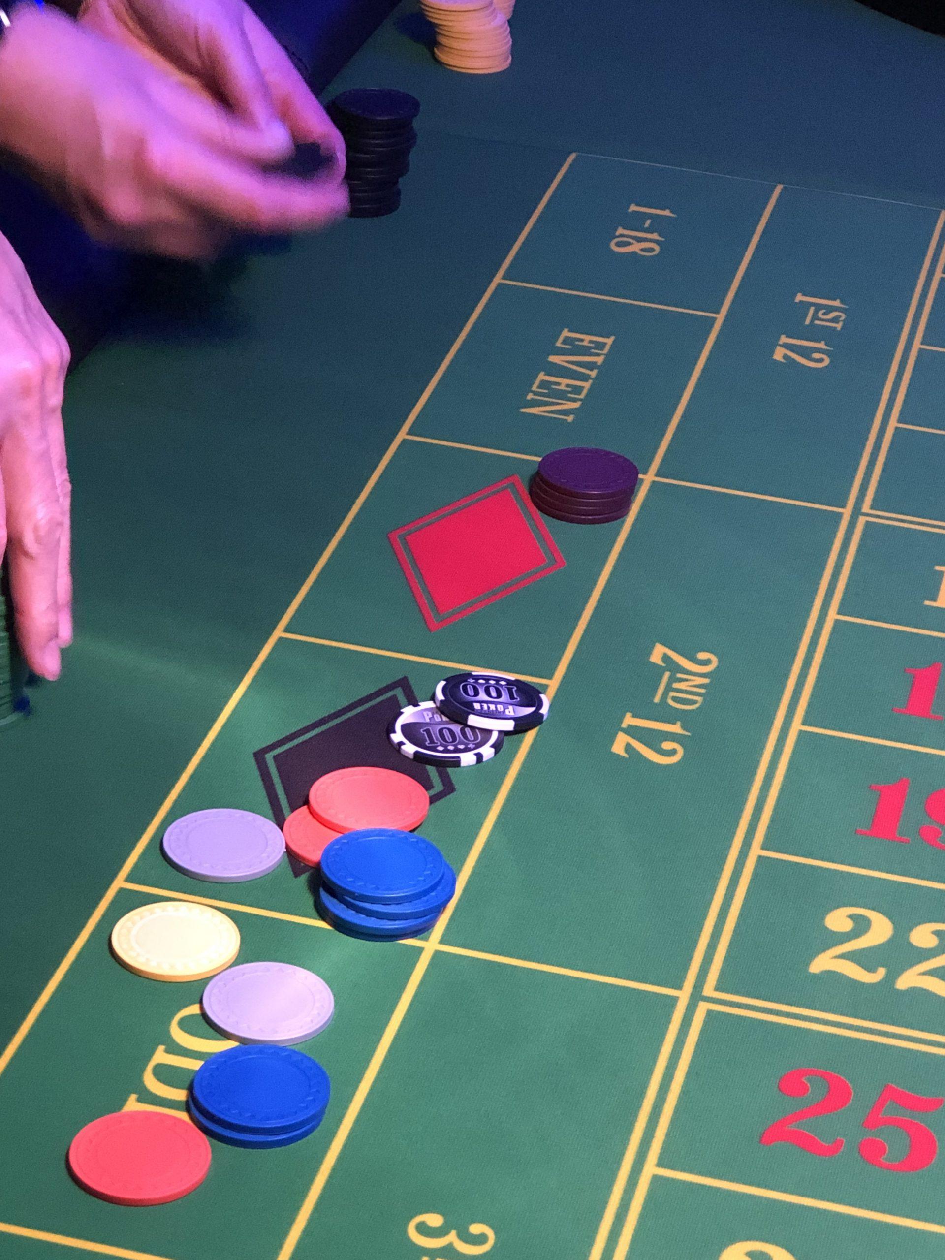 Für Ihr Business-Event ein mobiles Spielcasino buchen