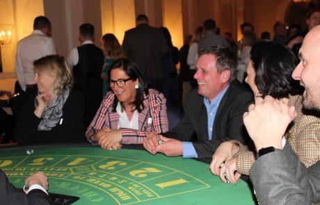 Spaß und Spannung bei Ihrer Feier mit dem mobilen Casino für Veranstaltungen in Deutschland.